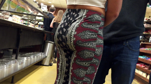 Tight Ass Pants - Candid Creeps-5650