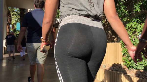 Bubble Bubble Butt - Candid Creeps-4902
