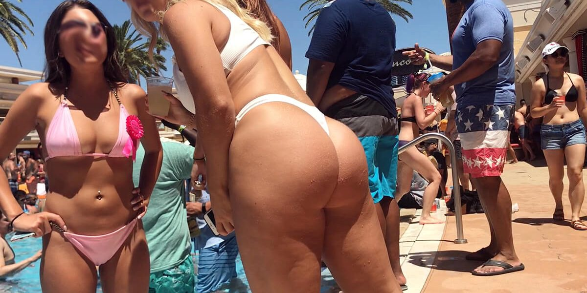 Are absolutely Candid pawg bikini can look