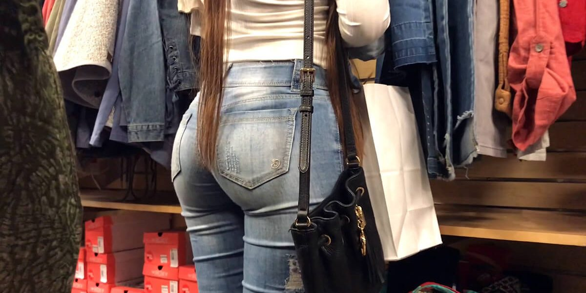 Candid jeans ass pics pussy sex images
