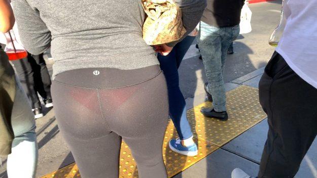 pants pics yoga Sheer